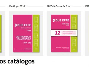 Nueva Tarifa 2018 DUE EFFE.