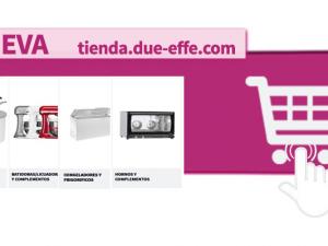 Nueva tienda online DUE EFFE